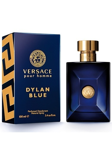 Versace Dylan Blue Pour Homme Deodorant 100 Ml Erkek Deo Spray Renksiz